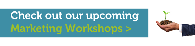 check out our upcoming marketing workshops