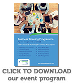 Business Training Programme oct 17