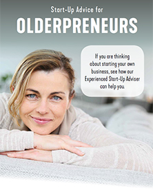 Olderpreneurs get start up business advice from business gateway fife