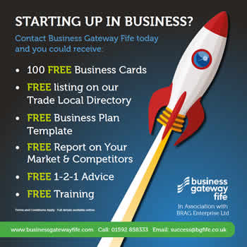 Start up offer business gateway fife want to start a new business accmission Image collections