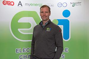 Neil Beattie, Director, EVi Charge Points,