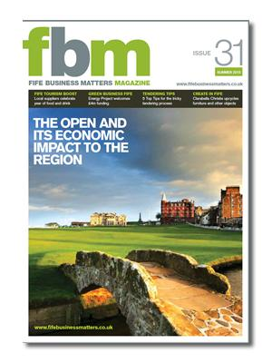 The New Look Fife Business Matters Publication