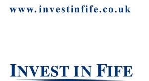 Invest in Fife Logo