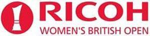 Ricoh Women's British Open Logo