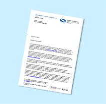 Open Letter to Businesses from the Economy Secretary Derek Mackay