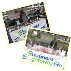 Fife Farmers Market Sponsored Stall