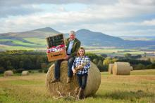 Robert and Jane Prentice of Stagison, Quality Scottish Venison