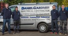 Daniel Gardner Electrical Contractor