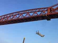Span Access Solutions Ltd provide specialist equipment to support infrastructure projects on each of the Forth crossings