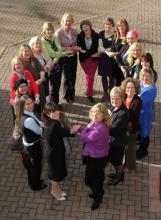 Fife Women Mean Business Launched