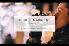 Hidden Markets St Andrews Fife