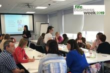 Fife Business Week Event HR Support Network Conversations in Workplace