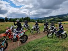 Off Road Motorbike Training
