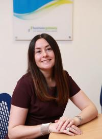 Sarah Howarth Business Gateway Fife Adviser