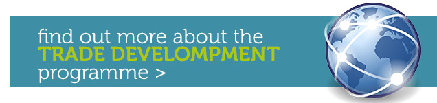Find out more about the Trade Development Programme