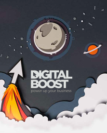 Digital Boost - Don't get left behind