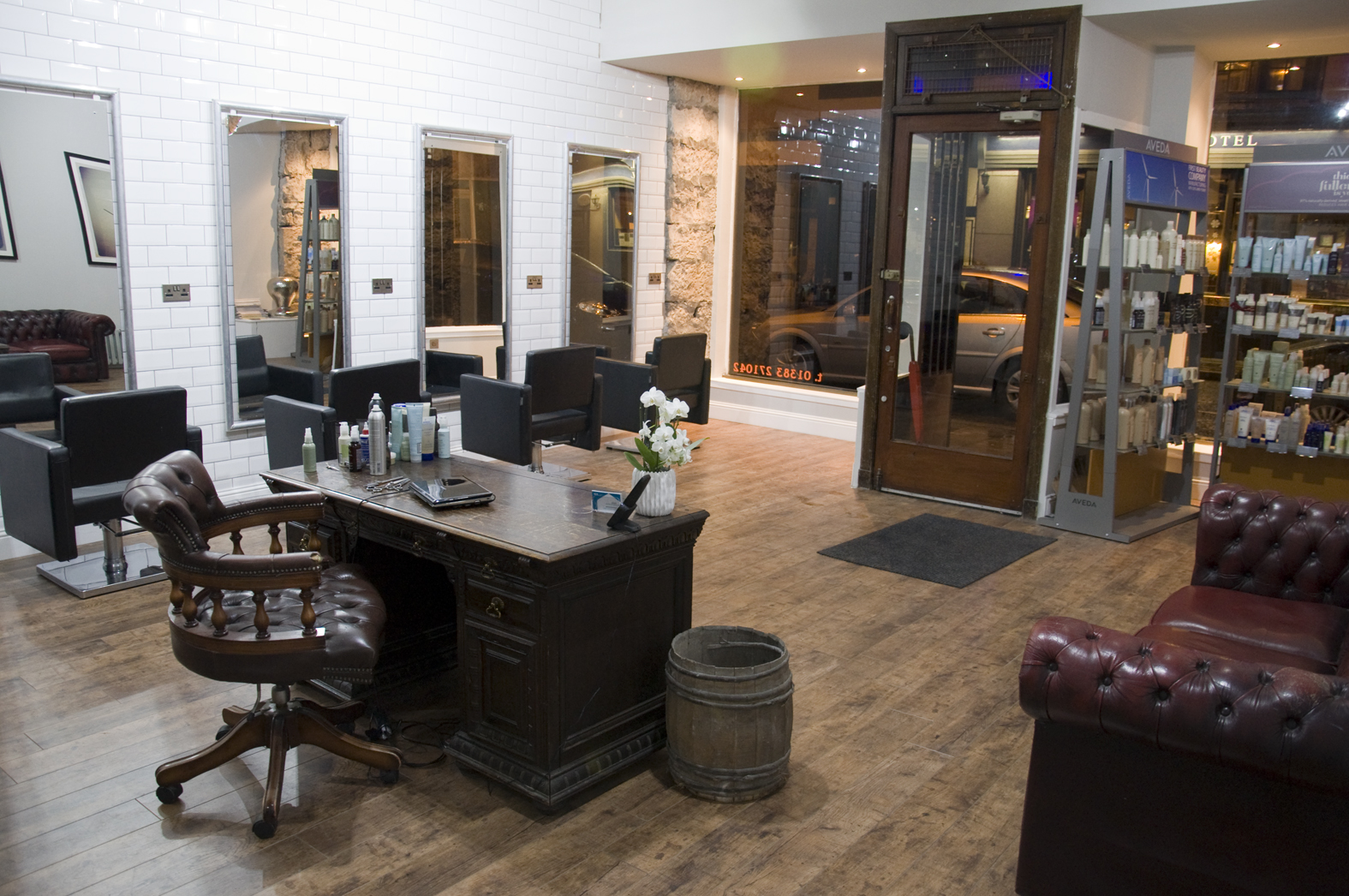 Dunfermline salon aims to be a cut above the rest for A cut above the rest salon